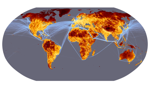 global accessibility map