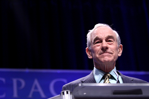 Ron Paul at CPAC 2011